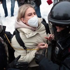 """223527629 08e9d4bc f208 458b 92da a493d58b10c7 - Russia, proteste per Navalnyj: il giornalista Smirnov in carcere per un """"retweet"""""""