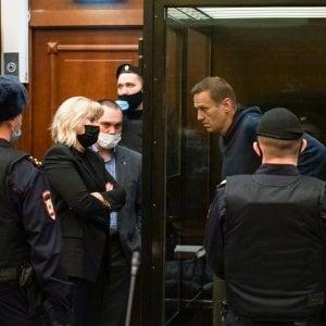 """103306375 bc53454c f745 4291 bab3 9bacd1eba830 - Russia, proteste per Navalnyj: il giornalista Smirnov in carcere per un """"retweet"""""""