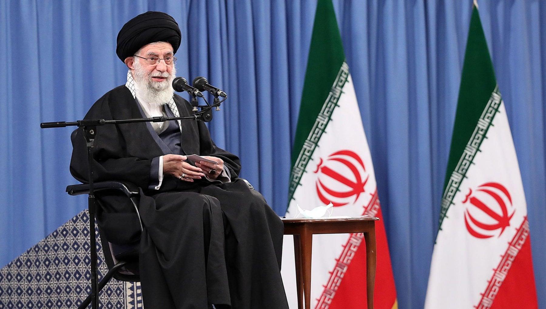 """103628780 ca4a509d acaa 4729 8db0 674597bf76c6 - Iran, Khamenei: """"Pronti a fermare il programma nucleare se gli Usa toglieranno le sanzioni"""""""