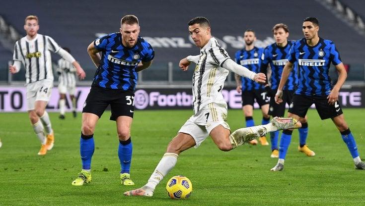 Risultato immagini per Juventus inter coppa italia 0 a 0