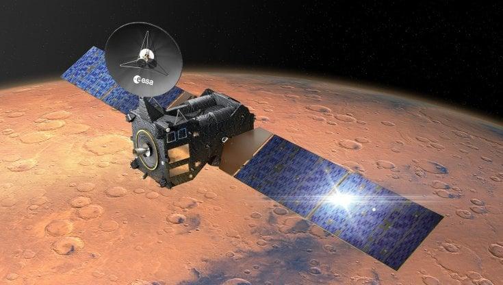 Ecco come Marte perde la sua acqua