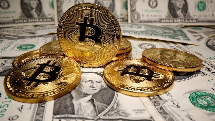 codice bitcoin su borsa