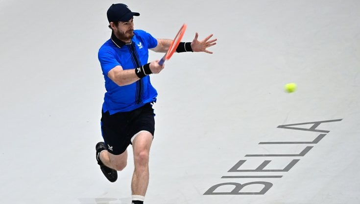 Tennis, challenger Biella: Murray battuto in finale da Marchenko