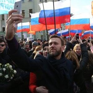 161911245 e9986c30 37d7 4cf9 be77 dbe60e47a49d - Russia, l'oppositore Navalnyj annuncia lo sciopero della fame in carcere