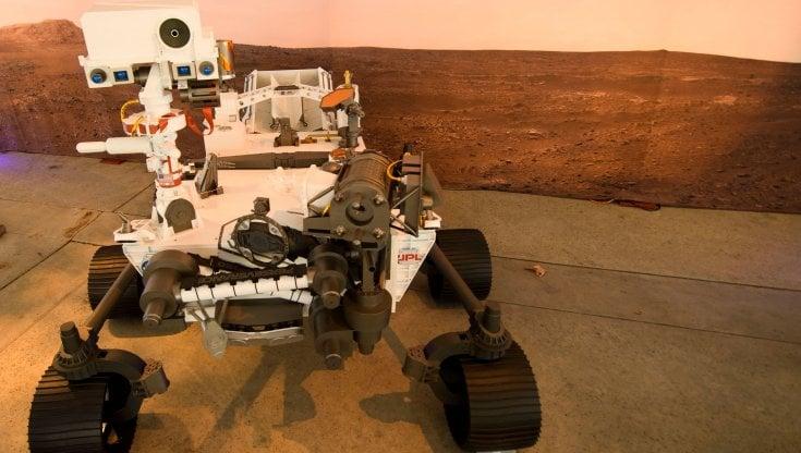 Atterraggio su Marte, sonda Perseverance domani sul pianeta