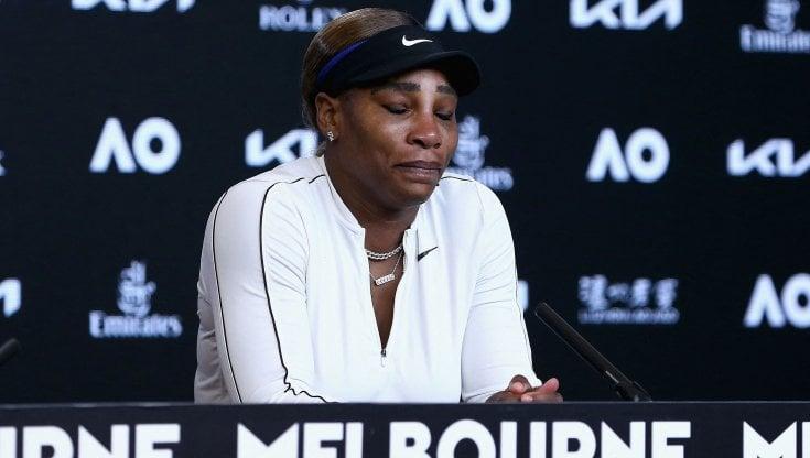 Tennis, Australian Open: Serena Williams in lacrime, Osaka nuova star