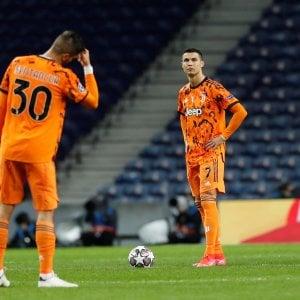 Juventus-Crotone 3-0, Ronaldo e McKennie trascinano i bianconeri al terzo posto