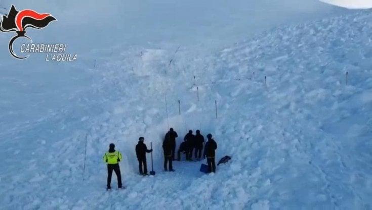 Monte Velino |  trovato il corpo del quarto escursionista
