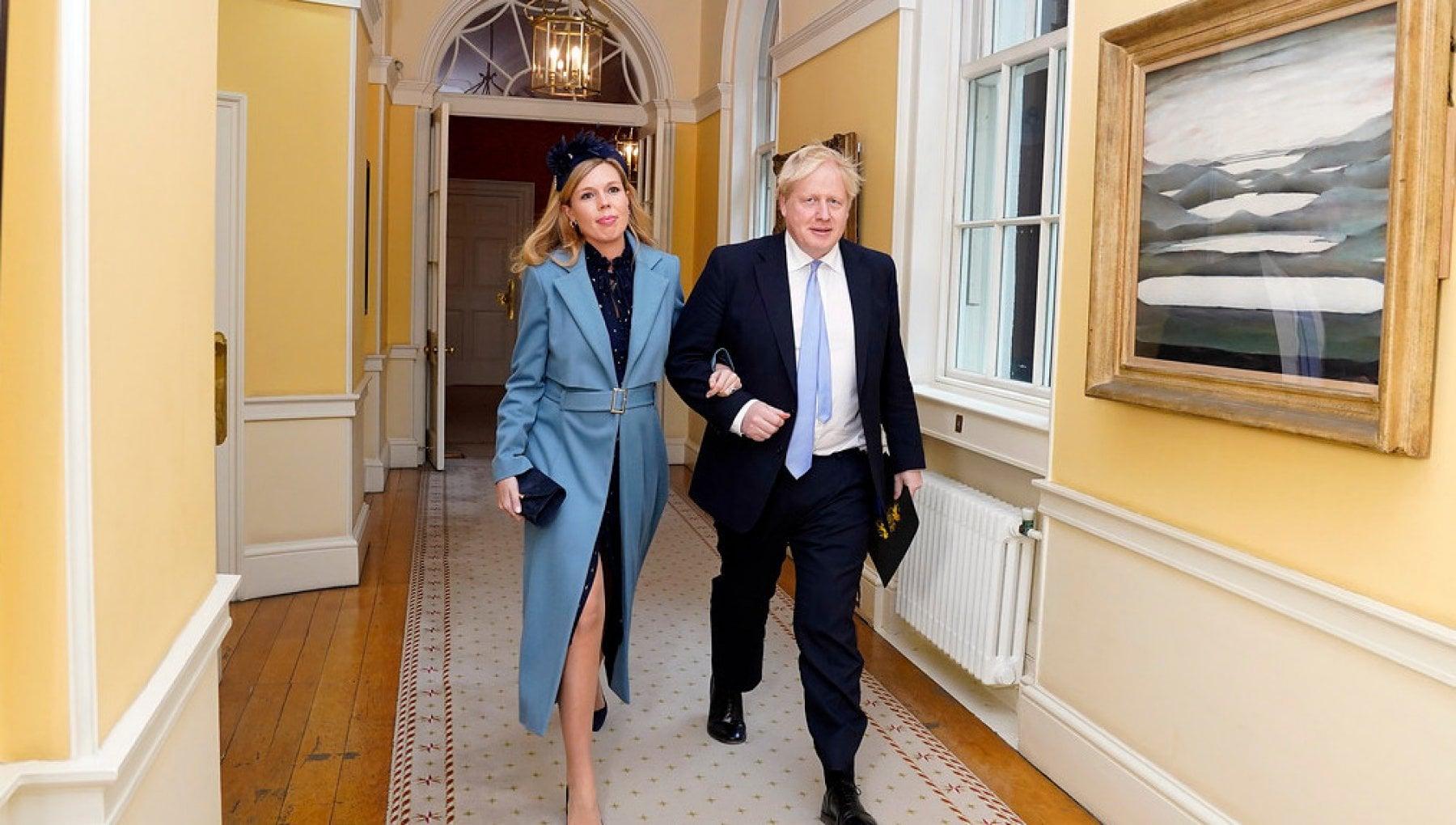 """180635859 c6981fd8 1f40 4862 967c 0a03f7a33295 - Regno Unito, la """"first lady"""" Carrie Symonds dietro la svolta moderata di Johnson"""