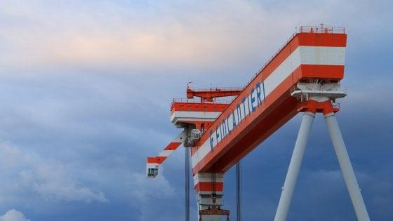 Navi a idrogeno: l'idea di Fincantieri che piace all'Europa