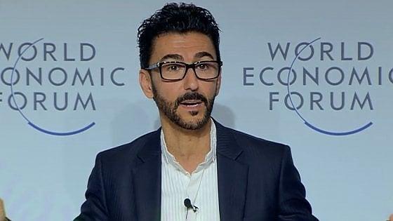 Gabriele Bibop Gresta, co-fondatore di Hyperloop TT