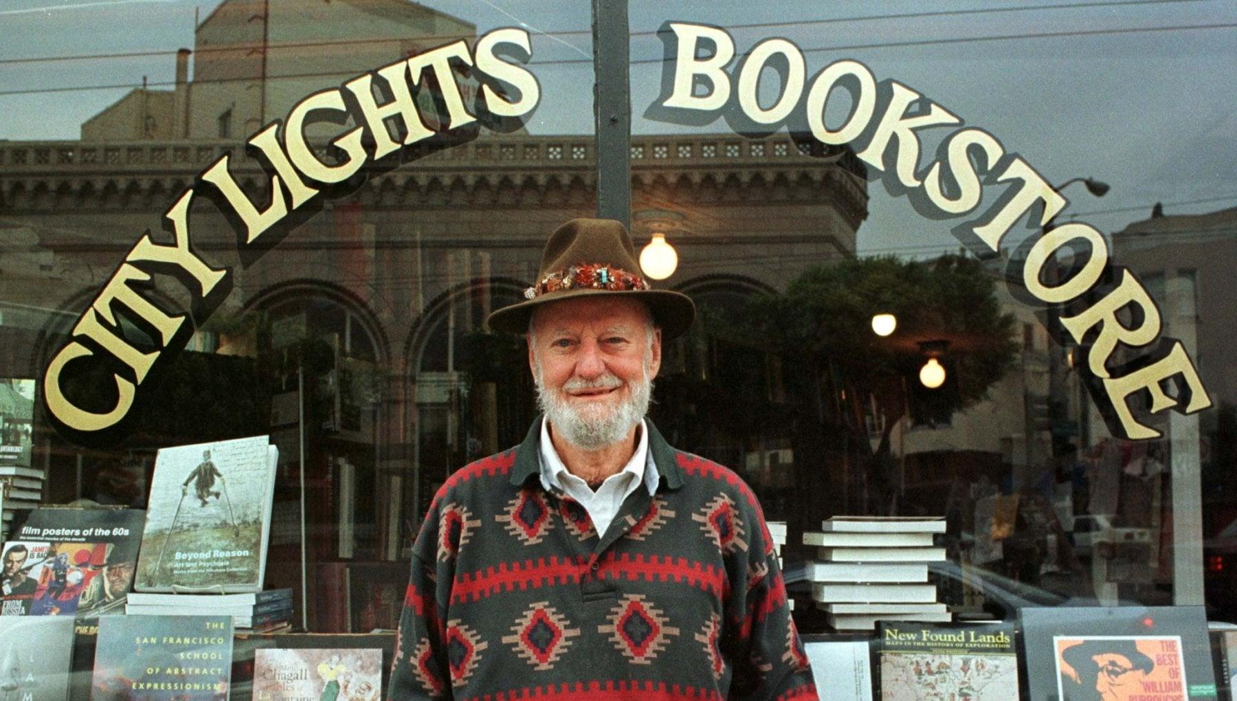 È morto Lawrence Ferlinghetti, addio al poeta della Beat Generation