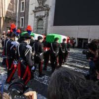 """Congo, funerali di Stato per Attanasio e Iacovacci a Roma. Il cardinale: """"Vittime di una..."""