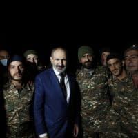 """La guerra persa infiamma l'Armenia. Il premier: """"I militari tentano il golpe"""""""