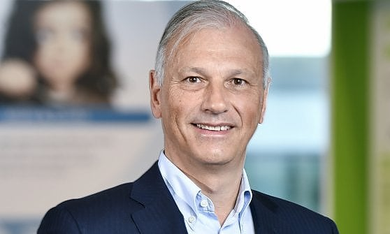 Thierry Philardeau, head of Nestlé nutrition strategic business unit