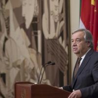 Usa, sparito l'arazzo di Guernica dall'Onu: se lo sono ripresi i Rockefeller
