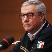 Fabrizio Curcio torna alla guida della Protezione civile, Draghi sostituisce Angelo...
