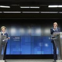 """Vertice Ue: """"Un'Europa più forte rende più forte la Nato"""""""