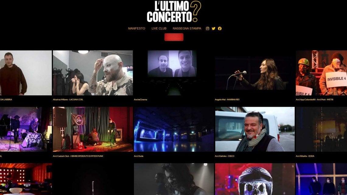 """""""Le dernier concert?, Il y avait en 2020"""". La provocation du monde de la musique qui veut recommencer - Euro 2020"""
