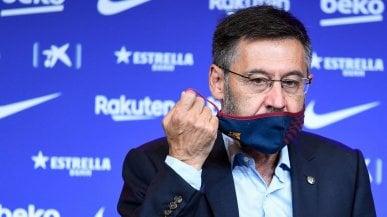 Barcellona, arrestato lex presidente Bartomeu