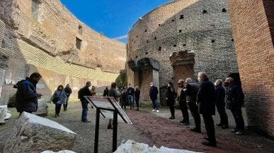 Roma, Mausoleo di Augusto: riapertura blindata. Sold out fino ad aprile