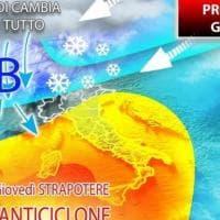 Previsioni meteo, ultime giornate di sole poi da venerdì 5 marzo tornano le piogge