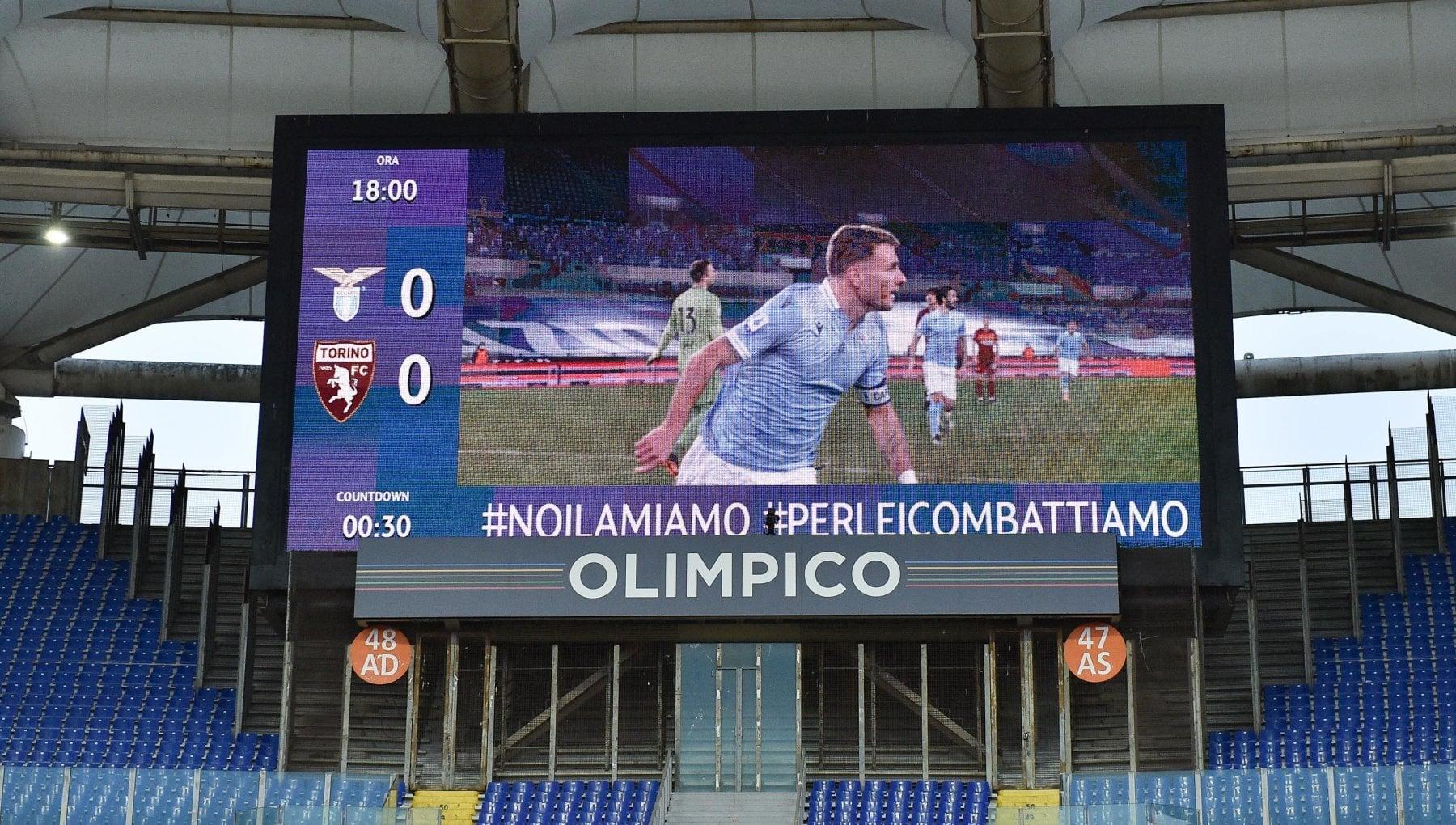 Lazio-Torino sub iudice, giudice sportivo rinvia decisione