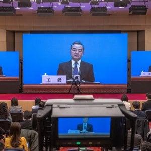 104704367 9ee408bd 73b7 4208 81bb d6adade18d48 - Alta tensione tra l'Occidente e la Cina, Usa e Ue annunciano sanzioni contro Pechino