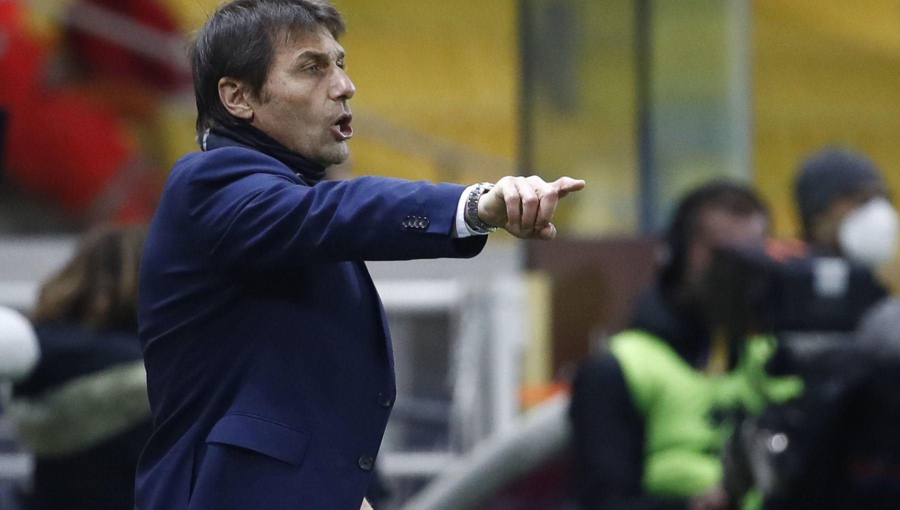 Inter, Conte all'esame Atalanta: