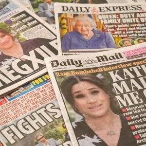 """113302961 02a25f67 d1e8 43d9 960a 2174042e4b0b - La Regina Elisabetta: """"Addolorata per le difficoltà di Harry e Meghan, preoccupante la questione del razzismo"""""""