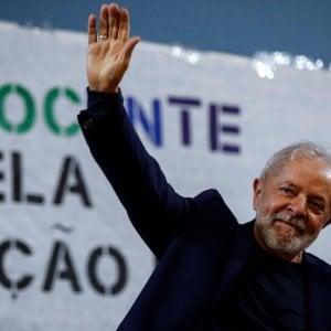 202043718 7b6cd6ef 3431 4d10 9a78 7bb39f9feb7f - Brasile, la Corte suprema conferma la cancellazione delle condanne di Lula: ora può sfidare Bolsonaro