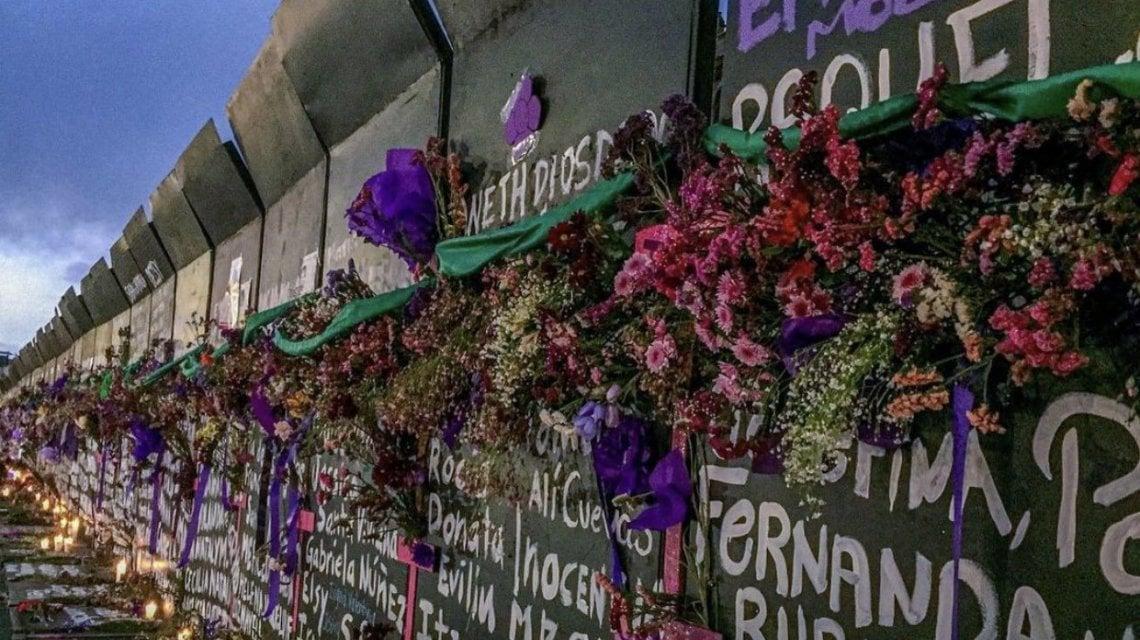103304471 a7f7a4bf 8c8a 433f a8f9 1ac0e1e80059 - Messico, scontri con la polizia alla marcia dell'8 marzo: 15 feriti
