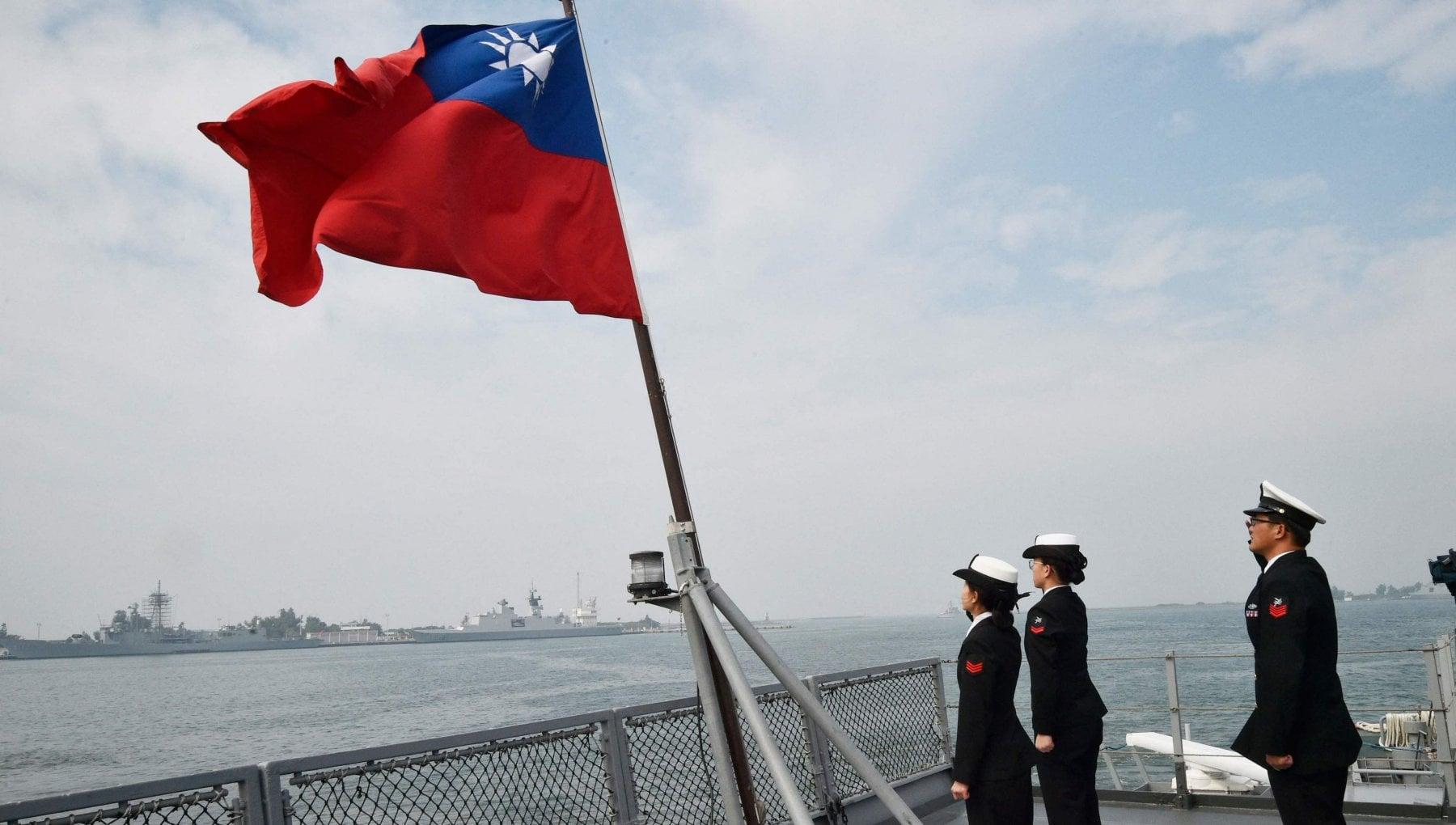 091946308 eb40ad6e afac 4417 9881 f26e79ee775d - L'Ammiraglio Usa nel Pacifico: Taiwan rischia un'invasione cinese entro 6 anni