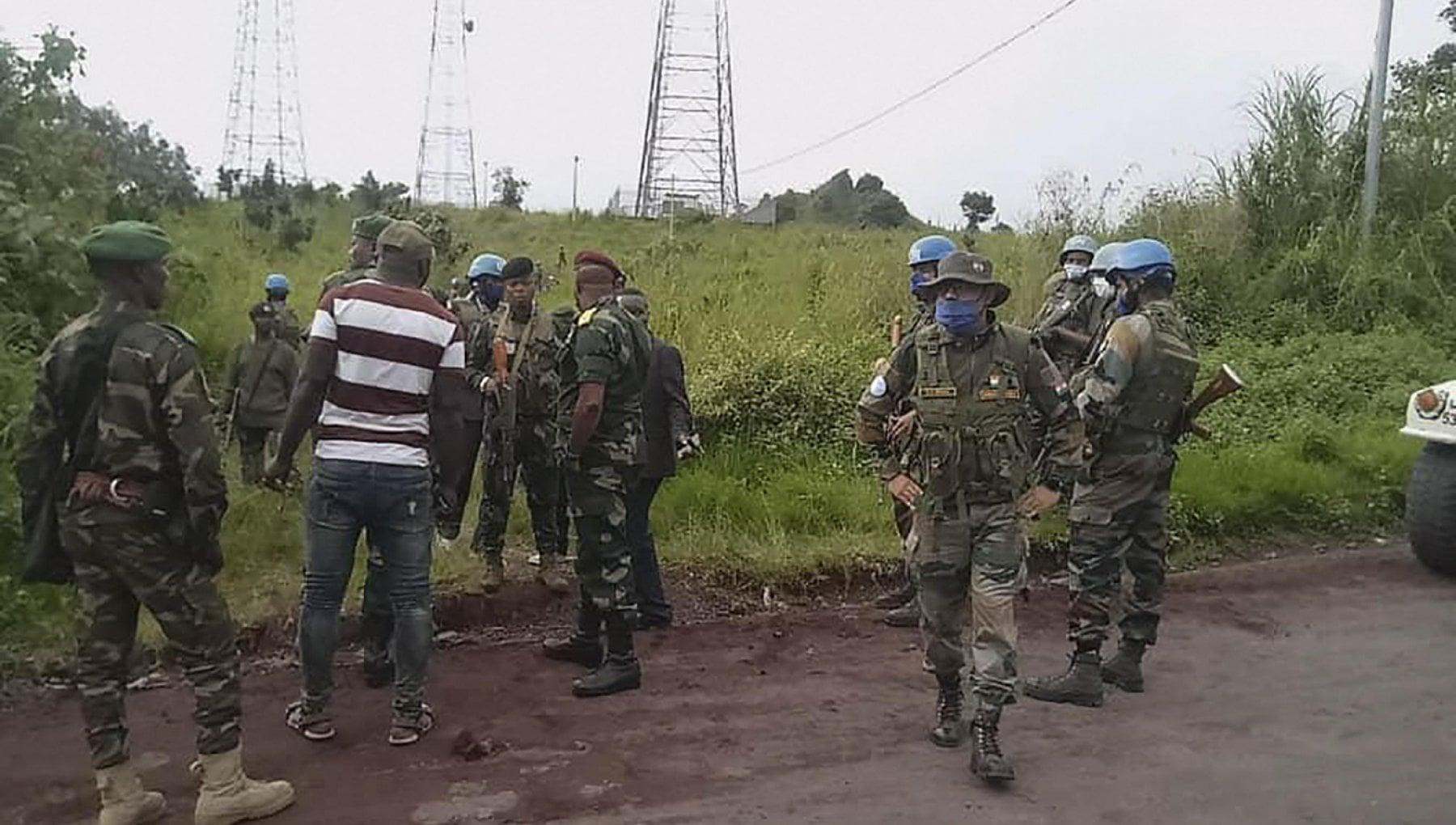 170146017 d8d963b5 6884 48a6 b852 3986661cffb2 - Congo, il carabiniere provò a salvare l'ambasciatore Attanasio