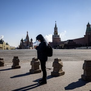 """223844731 9a1ab59d 8a74 4ac0 a31e 87c83f39f42e - Russia, 200 attivisti e oppositori fermati per """"violazione delle norme anti covid"""""""