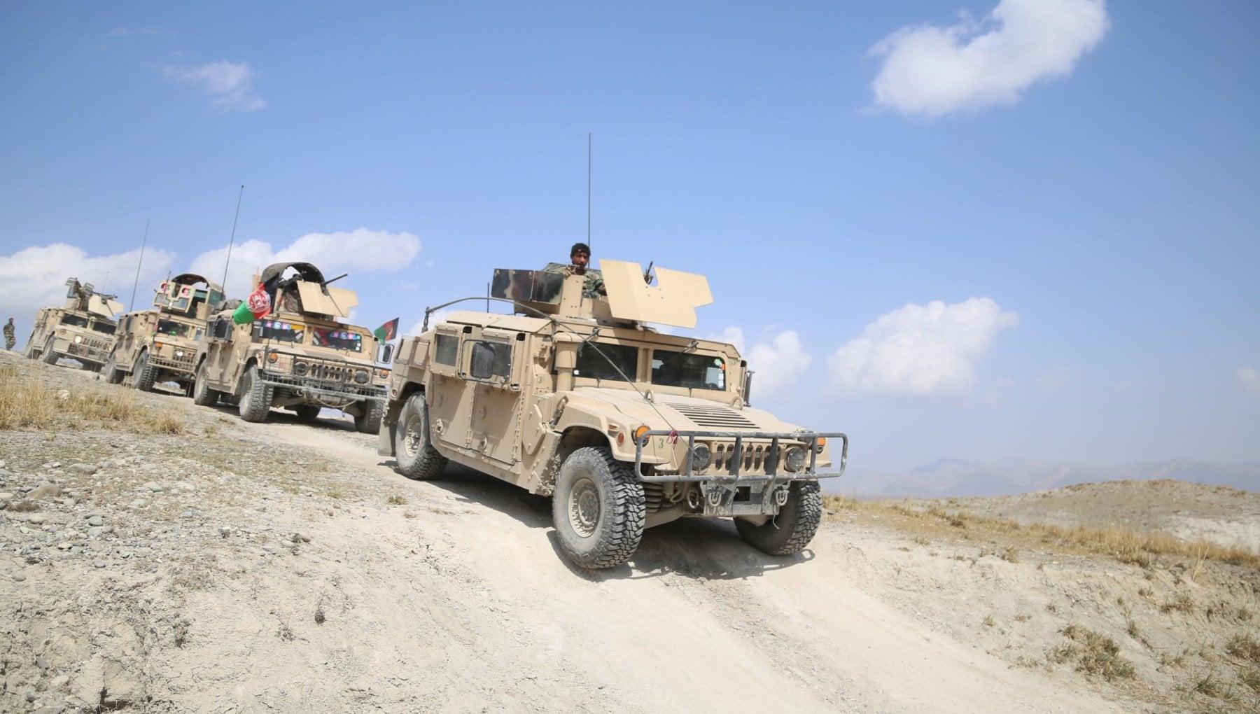 """162116057 c823855b b03f 4874 88e2 1e0acc5929aa - Il portavoce dei talebani: """"Il ritiro di tutte le forze straniere dall'Afghanistan è la condizione per il dialogo"""""""