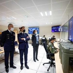 181036598 fee7c80f 19a3 45b8 9040 d8fa28956719 - Navi e aerei della Nato all'inseguimento del sottomarino di Mosca nel Canale di Sicilia