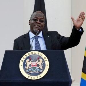 101219346 e7bab9f6 1305 4d26 ab46 4c59be643c1f - Tanzania, Samia Suhulu Hassan è presidente, prima donna nella storia del Paese