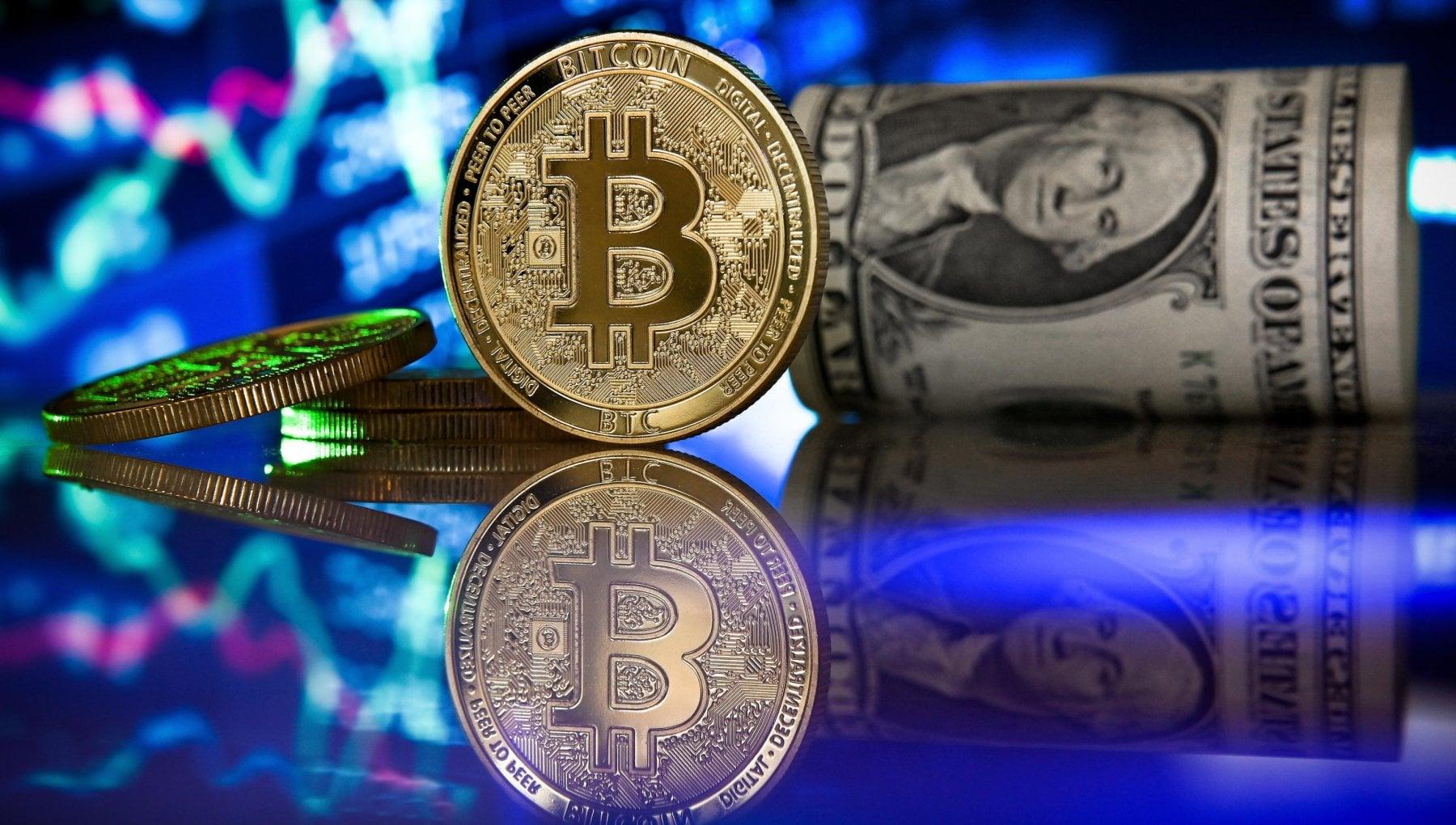 ciò che è bitcoin ai usd