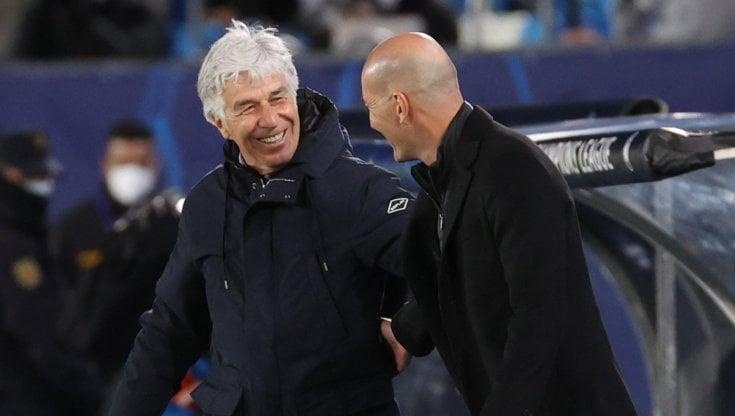 Real Madrid-Atalanta, Gasperini: