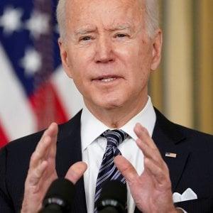 001526866 9a1a0aa8 f3b9 44ee a166 a2c8e6f2f449 - Sanzioni alla Cina e dure accuse a Putin, Biden non farà sconti ai rivali strategici dell'America e dei suoi alleati