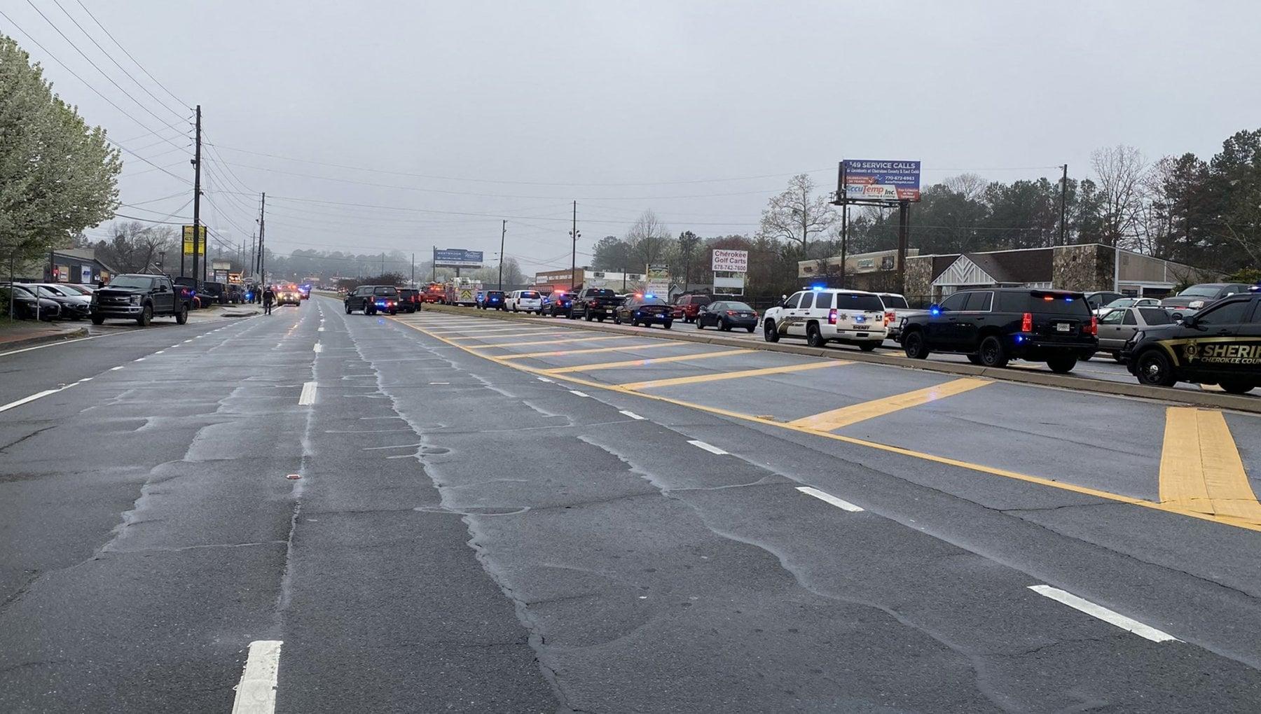 014511313 c26a1a4b 0583 424a 928c 3f8d3c79daaa - Usa: sparatoria ad Atlanta, 7 morti