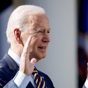 134137007 9e860aef 5c5e 438d bb58 7c5d2b361889 - Sanzioni alla Cina e dure accuse a Putin, Biden non farà sconti ai rivali strategici dell'America e dei suoi alleati