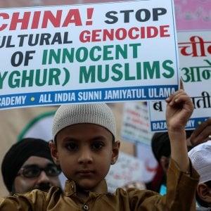 202941862 9c6bc83d bfdc 4981 8b87 e090ee587c19 - Scontro Ue-Cina. Sanzioni per il trattamento degli uiguri. Pechino risponde con misure punitive