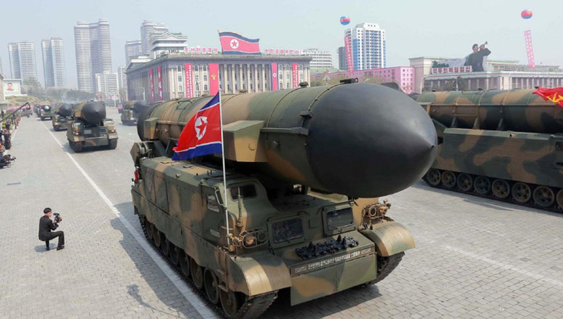 065525405 88a4756f 64bc 43f8 8577 8abc6d18d8e1 - Usa e Corea Sud, missili e nucleare a Pyongyang sono la priorità