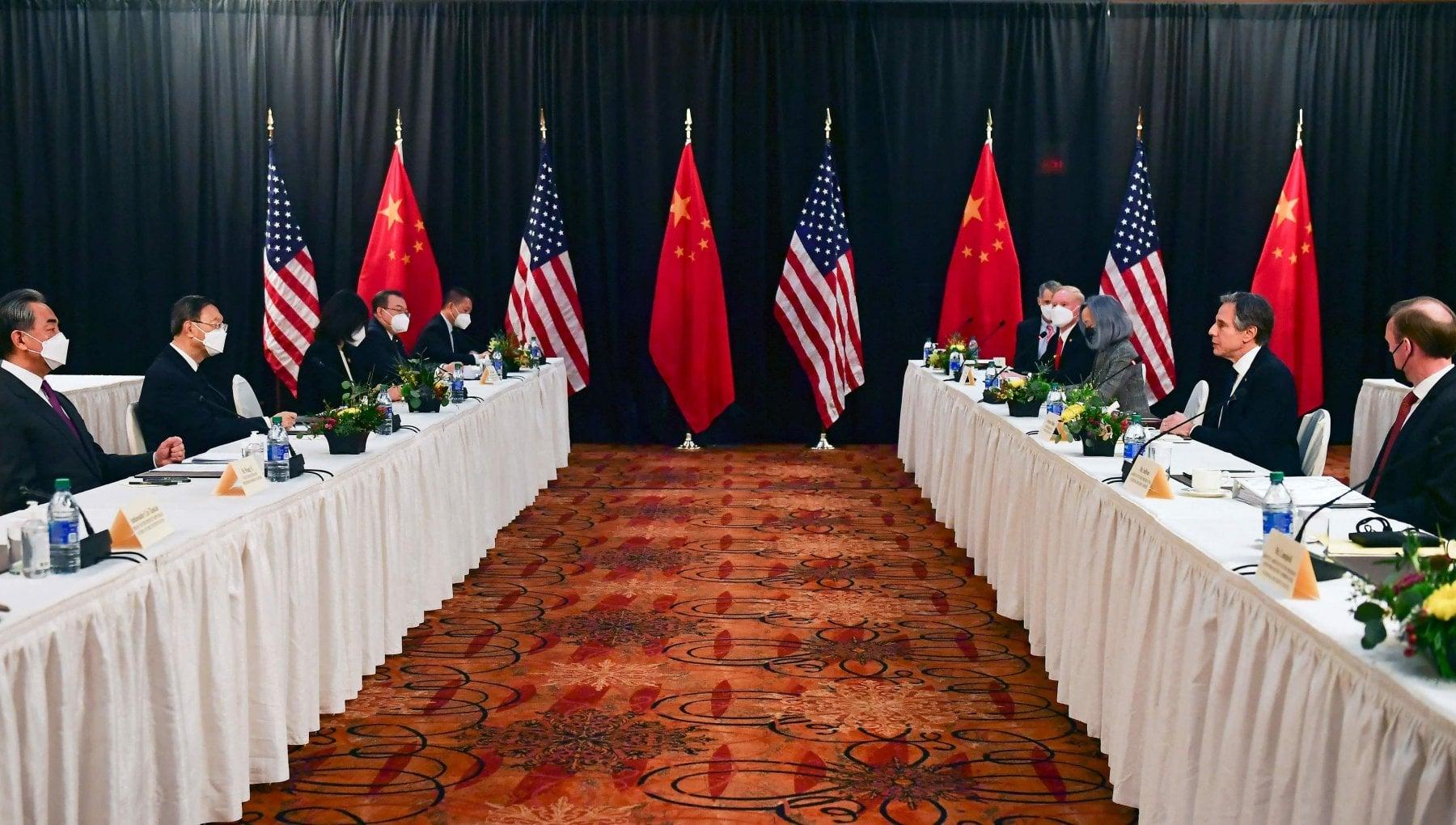 """032150327 e5cad071 4ba0 414d 87d8 698f06f0d06b - Stati Uniti accusano la Cina di demagogia. La replica: """"Gli Usa hanno i loro problemi di diritti umani"""""""
