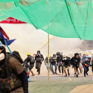103326521 4963296a b7e1 457a ba0d 6cfea81519d4 - Giornata delle Forze armate in Myanmar, è strage: 91 uccisi, c'è anche un bimbo di 5 anni