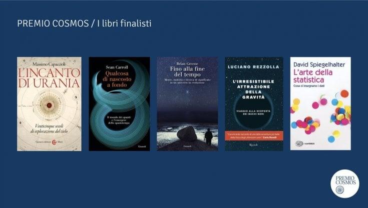 Premio Cosmos, faccia a faccia con la scienza