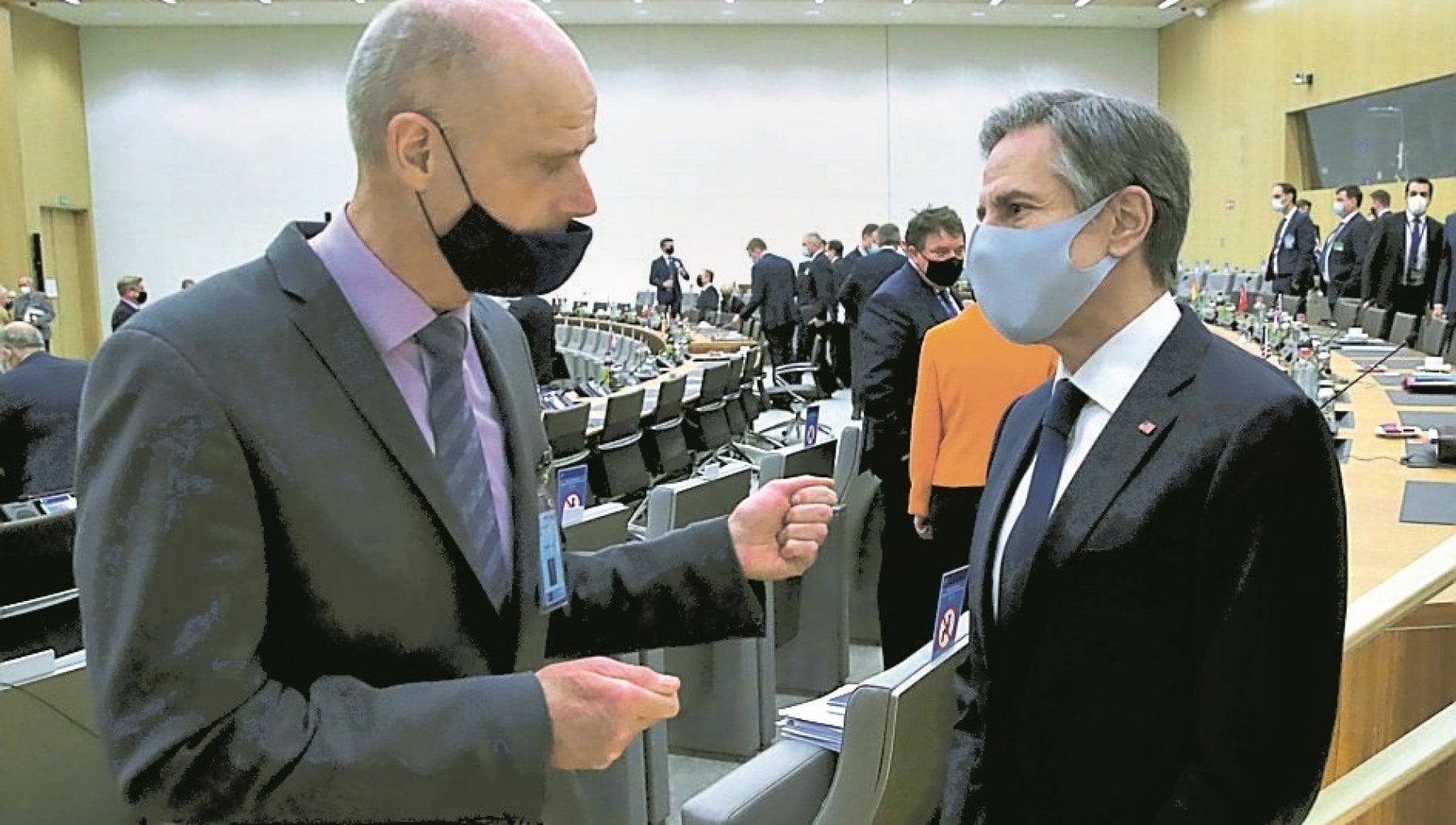 """233908655 3b6a406f e7f5 430e 86a1 84a792f3b4e0 - Il Vertice Nato, Blinken agli alleati: """"Il Nord Stream 2 è una pessima idea"""""""