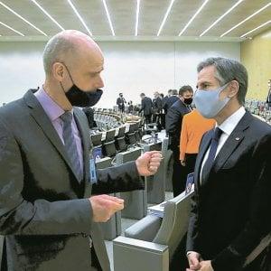 """233909042 85ac74b9 fcc3 4998 8bd0 06b3b7418808 - Blinken riceve Di Maio: """"Dalla pandemia alla Libia, la leadership dell'Italia è cruciale"""""""